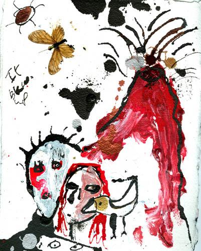 Raw Art By Kelly Moore - 401×500