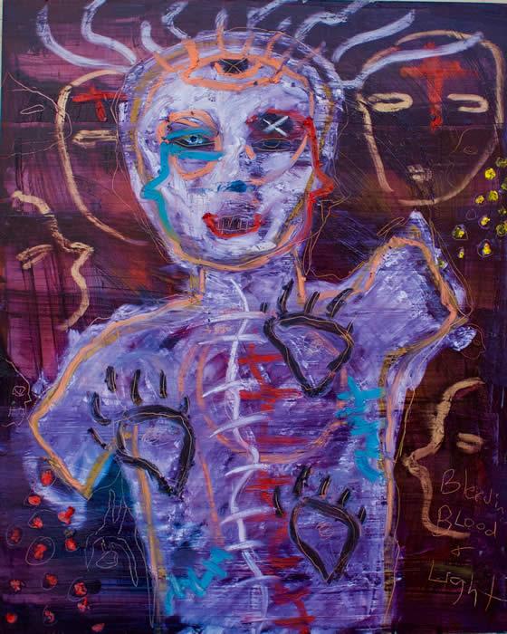 Raw Art By Kelly Moore - 560×700